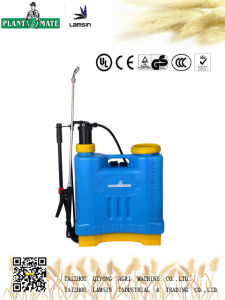 16L Manual Knapsack Hand Sprayer (3WBS-16C) pictures & photos