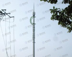 High Quality Angle Steel Microwave Communications Tower pictures & photos