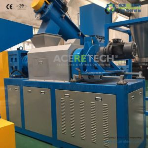 Plastic Squeezing Dewatering Machine Reaching 95% Water Removing pictures & photos