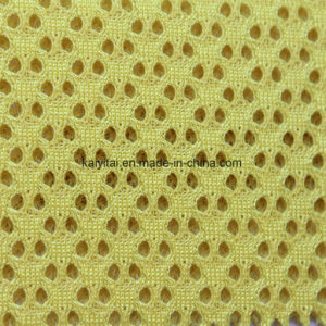 100% Polyester Sandwich Spacer Mesh Fabric for Fashionable Garment pictures & photos