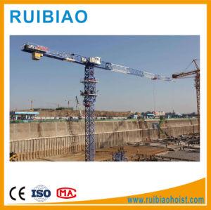 China Shanghai 2017 Factory Qtz Tower Crane Construction Crane Tower Crane Price pictures & photos