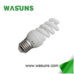 Low Price Full Spiral 13W Compact Fluorescent Light Bulb pictures & photos