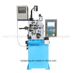 Wire Size 0.15-0.8 mm CNC Automatic Spring Machine with 2 Axis pictures & photos