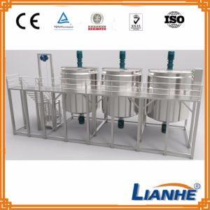 Daily Washing Product Processor Tank pictures & photos