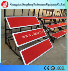 Aluminum Alloy Stage Event Stage Choral Risers for Orchestra pictures & photos