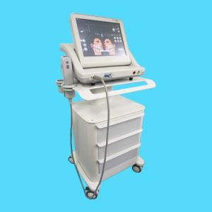 Hifu Machine Face Lifting Skin Rejuvenation Body Slimming