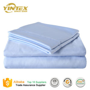 European Style Classic Design Hotel Standard Cotton Fabric Bed Sheet Sets pictures & photos