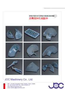 Spare Parts for Asphalt Mixing Machinery-1 pictures & photos