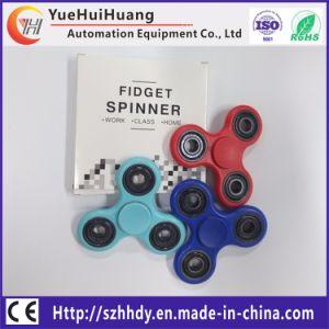 2017 New Tri-Spinner Fidget Toy Plastic EDC Hand Fidget Spinner pictures & photos