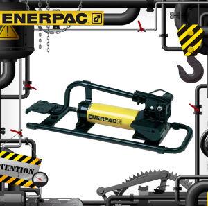 Original Enerpac P-Series Lightweight Hand Pumps (P141-P842) pictures & photos