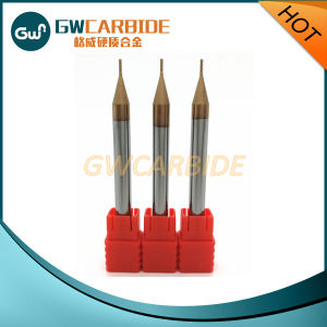 Various Sizes Tungsten Carbide Micro End Mill pictures & photos