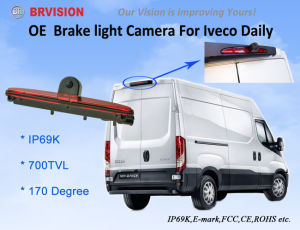 New Arrival OE Vehicle Reverse Camera Built-in Brake Light for Iveco Daily pictures & photos