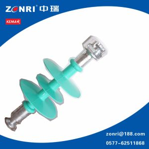 Green Color 10kv 100kn Composite Insulator pictures & photos