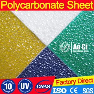 Anti-Static/Shrink-Resistant/Eco-Friendly/Waterproof/Plain/Printed PC Sheet Made in China Textured Polycarbonate Sheet pictures & photos
