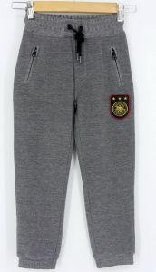 2017 Kids Boys Zip Pocket Pique Sweat Jogging Sports Pants (P3219)