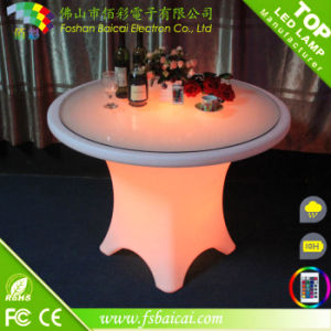 LED Light Nail Manicure Table
