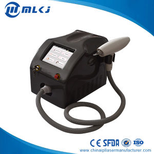 Adjustable 1064nm/532nm/1320nm Q Switched ND YAG/Tattoo Removal /Medical Laser pictures & photos