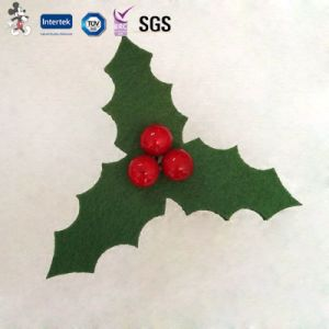 Hot Sale 2017 Christmas Cake Decorations with High Quality pictures & photos
