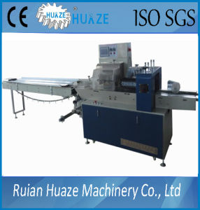 Automatic Plastic Knife Packaging Machine, Automatic Pillow Packaging Machine pictures & photos