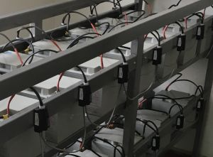 High Quality Lead Acid Battery for Online UPS (12V 24AH) pictures & photos