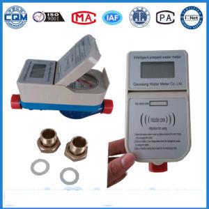 Digital Counter Prepaid Water Meter Smart Water Meter pictures & photos