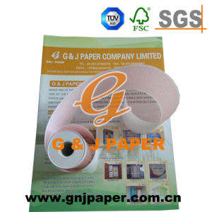215mm*30m White EKG Writing Paper for 12-Channel ECG-8340 pictures & photos