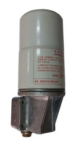 65.05510-5022b Oil Filter Ass′y Assembly for De08tis Engine of Daewoo Doosan pictures & photos