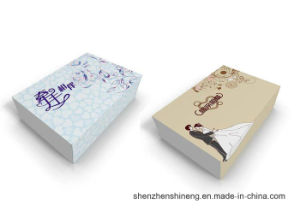 Environmental Friendly Stone Paper (RBD-250um) Rich Mineral Board Double Coated pictures & photos