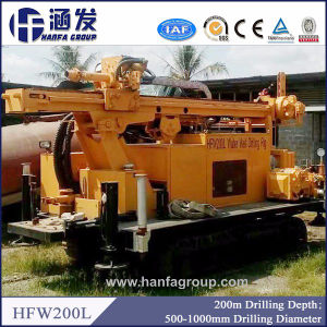Hfw200L Hammer Drilling Rig for Water Wells pictures & photos