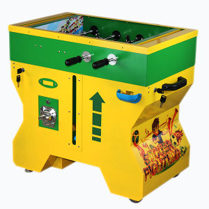 Soccer Table Gumball Vending Machine (TR924) pictures & photos