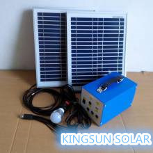 100W 200W Home-Using Solar Power Generating System pictures & photos