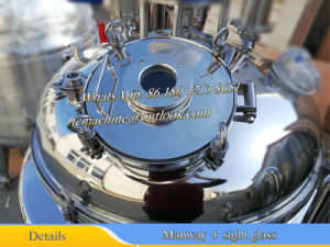 100L ~ 500L Stainless Steel Reactor pictures & photos