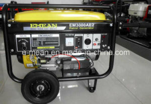 600W Hand Start Gasoline Generator 650W with CE pictures & photos