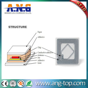 13.56MHz NFC Sticker Tags Ntag213 Printed for Asset Management pictures & photos