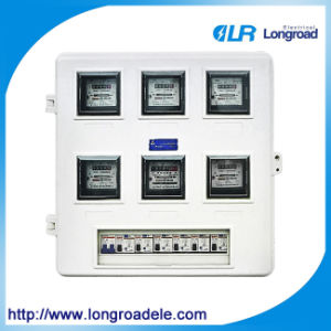 Energy Meter Box Price, Lr-6 6 Ways Energy Meter Fiberglass Box pictures & photos