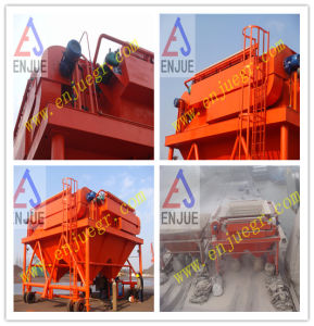 Rail Mounted Movable Dust-Trap Hopper Dustproof Hopper pictures & photos