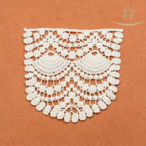 L50009 China Manufacturer Wholesale Women High Quality Collar Lace Neck Trim for Garment Accessory pictures & photos