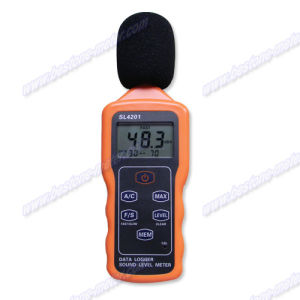 Sound Level Meter, Noise Meter (SL4201) pictures & photos