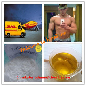 Raw Steriod Safe Powder Testosterone Phenylpropionate Test Phenylpropionate for Injection pictures & photos