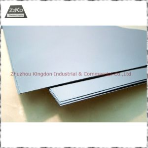 Hot Sale Tungsten Copper Sheet/ Tungsten Copper Plate/Tungsten Copper Rod/Tungsten Copper Alloy pictures & photos