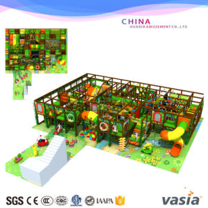Newest Safety Indoor Playground Vs1-160112-215A-29 pictures & photos