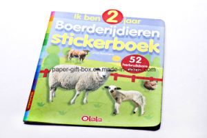 Sticker Book for Children pictures & photos