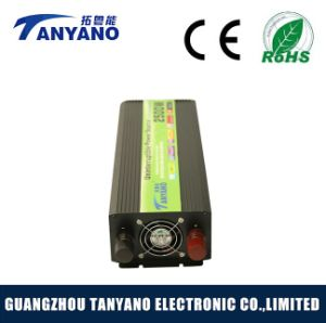 UPS Inverter 12V 220V DC AC Power Inverter with Charger 2500W pictures & photos