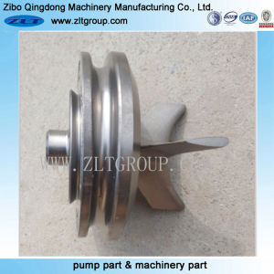 Precision CNC Machining Part Valve with High Quality pictures & photos
