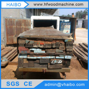 Vacuum Oven Machinery and High Frequency Heated to Dry Wood or Timber pictures & photos