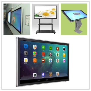 75 Inch 4k All in One IR Multi LCD Touch Screen pictures & photos