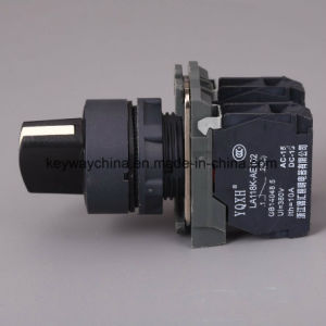22mm 6V-380V Handle Head Push Button Switch with CB Certificated pictures & photos