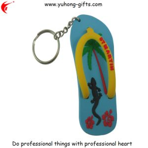 Customized Promotion Key Ring Key Chain (YH-KC021) pictures & photos