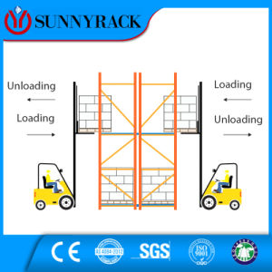 Standard Heavy Duty Pallet Rack for Industrial Warehouse pictures & photos