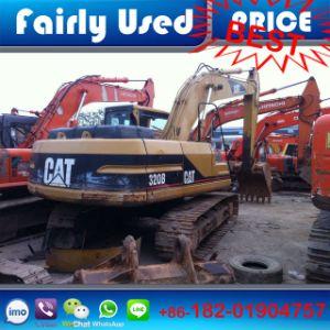 Used Cat Hydraulic Excavator 320b of Cat Excavator